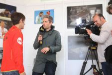 Belçika komandası Bakı-2015 Avropa Oyunlarında iştirakını qeyd edib (FOTO) - Gallery Thumbnail