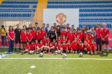 Next stage of Manchester United Summer Soccer School starts (PHOTO) - Gallery Thumbnail