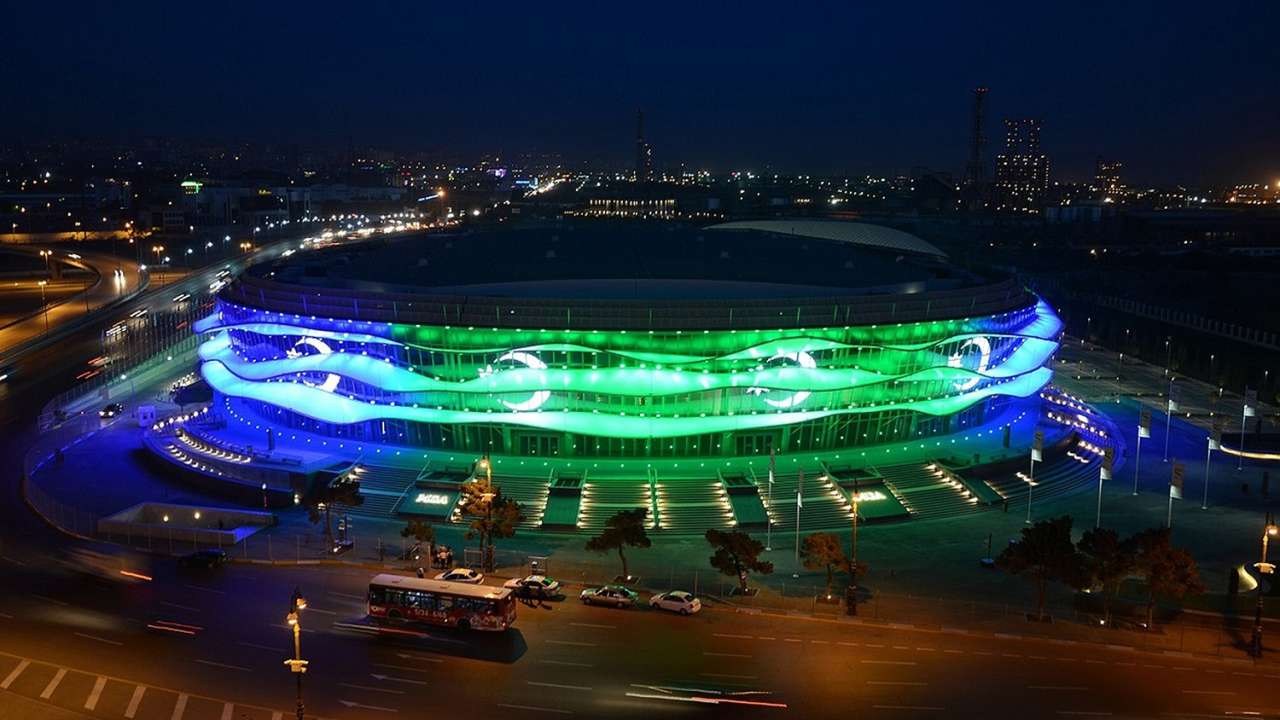 Czech gymnastics team coach talks conditions in Baku's National Gymnastics Arena