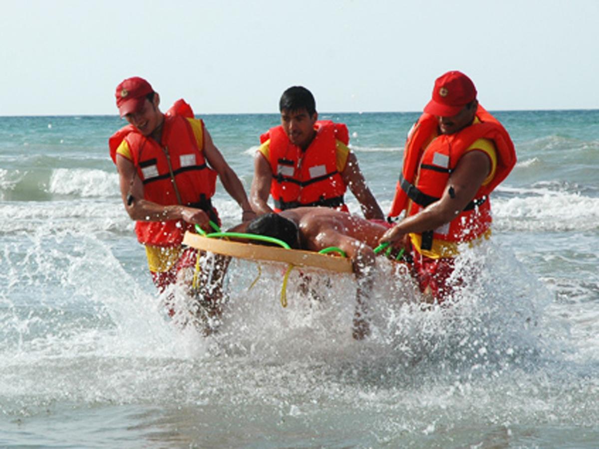 Sumqayıtda dənizdə batan daha bir gəncin meyiti tapıldı