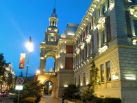 In the very heart of capital – evening walk in Baku (Part 2) (PHOTO) - Gallery Thumbnail