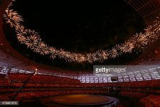 Opening ceremony of first European Games in Baku: photo session of British reporters (PHOTO) - Gallery Thumbnail