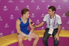 Baku 2015 making important contribution to sports development - British gymnast - Gallery Thumbnail