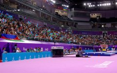 Azerbaijani gymnasts continue competing for medals (UPDATE 2) (PHOTO) - Gallery Thumbnail