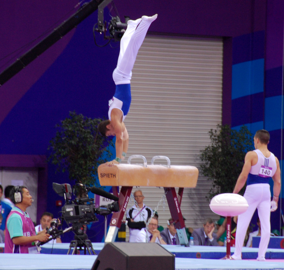 First day of tournaments at Baku 2015 (PHOTO) - Gallery Image