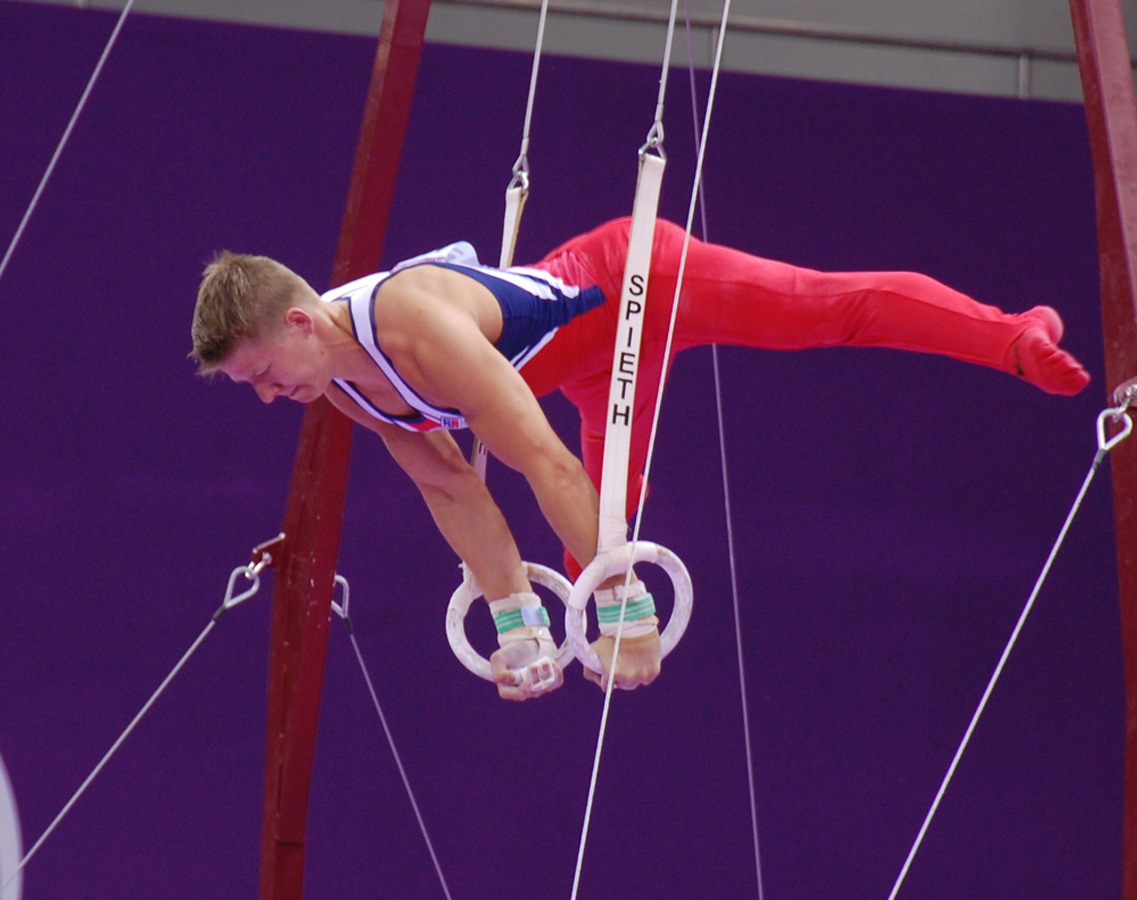 Baku 2015: First stage of men's all-around competitions in artistic gymnastics ends (UPDATE)