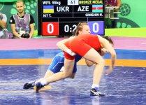 Avropa Oyunlarında qadın güləşçilərimizdən daha bir medal (FOTO) - Gallery Thumbnail