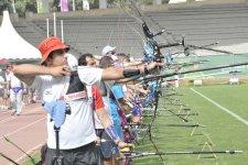 Baku 2015: Men's individual ranking round in archery wraps up (PHOTO) - Gallery Thumbnail