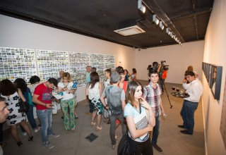 'The Unbearable Lightness of Being' Group exhibition opening has been held on June 11 at YAY Gallery