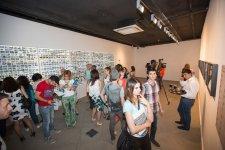 """YAY Qalereyasında """"Mövcudluğun dözülməz yüngüllüyü"""" adlı sərginin açılışı olub (FOTO) - Gallery Thumbnail"""