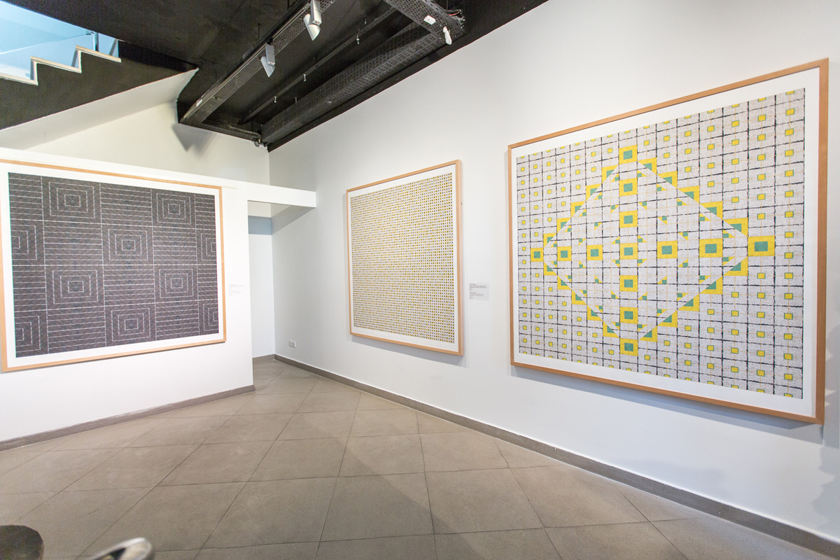 'The Unbearable Lightness of Being' Group exhibition opening has been held on June 11 at YAY Gallery - Gallery Image