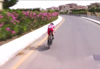 Cycling road competitions started as part of first European Games in Baku