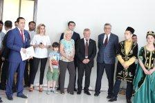 MOK-da ötən gün Avropa Oyunlarında medal qazanmış idmançılarımızla ənənəvi görüş (FOTO) - Gallery Thumbnail