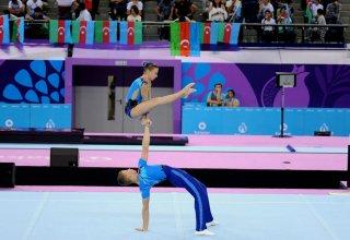 Rusiyalı gimnastlar ölkələrinin medal hesabına daha bir qızıl əlavə etdilər