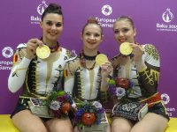 European Games – grandiose event bringing together athletes, fans, says Belgian gymnast - Gallery Thumbnail
