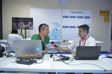 Slovenian journalists say Azerbaijan ready to host Olympic Games (PHOTO) - Gallery Thumbnail