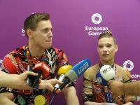 Joy of victory at Baku European Games just tremendous - Russian gymnasts (PHOTO) - Gallery Thumbnail