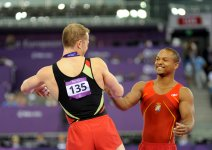 Baku 2015: Spanish gymnast wins gold in floor exercise (PHOTO) - Gallery Thumbnail
