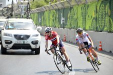 Baku 2015: Two cyclists to represent Azerbaijan in women's road race - Gallery Thumbnail