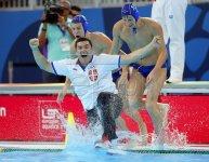 Winning celebration at Baku 2015 European Games: EPA's photo gallery - Gallery Thumbnail