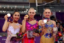 Baku 2015: Success of Azerbaijani athletes on last day of gymnastics competitions (PHOTO SESSION) - Gallery Thumbnail