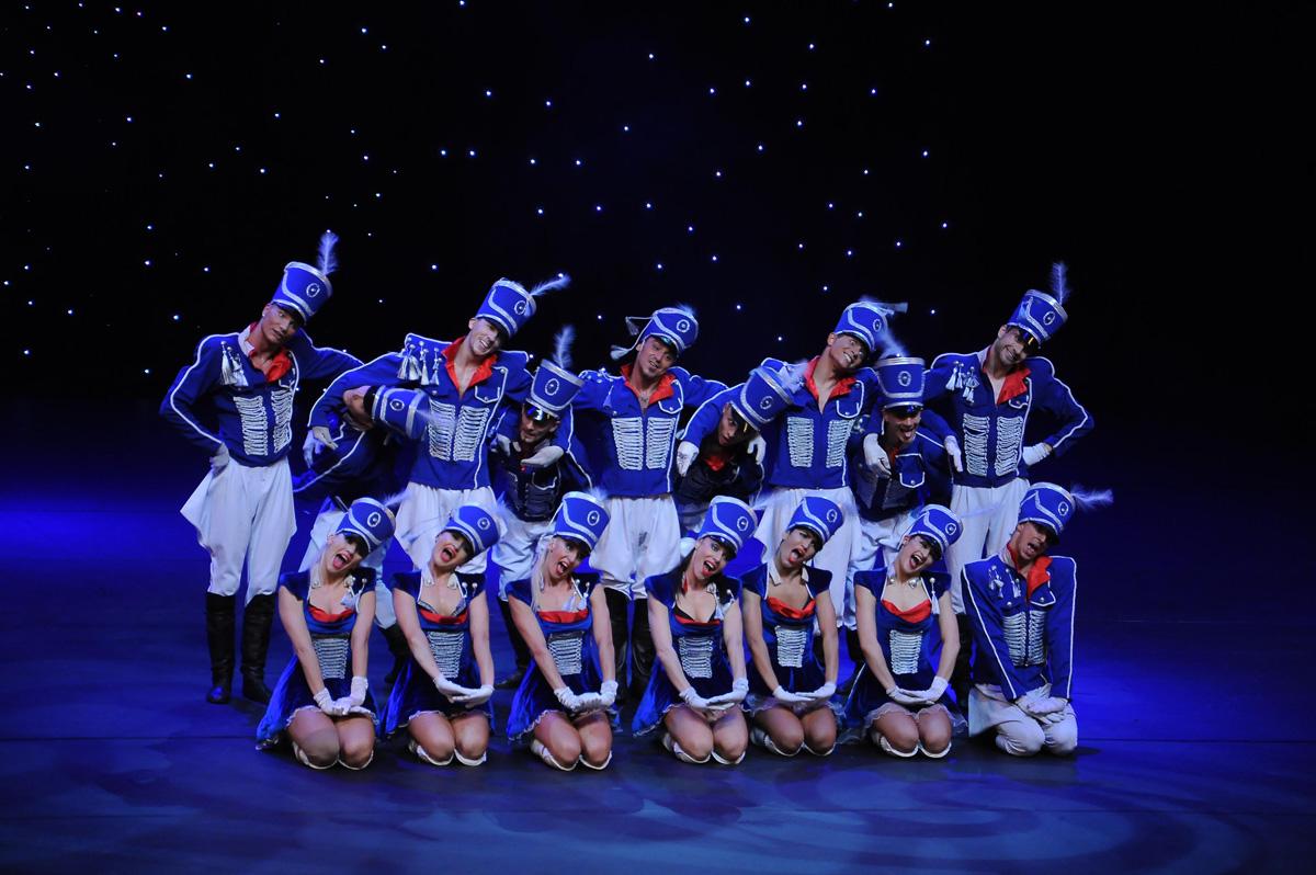 "Rusiyanın ""Todes"" baletinin Bakı konserti (FOTO) - Gallery Image"