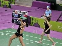 Avropa Oyunlarında badminton yarışları davam edir (FOTO) - Gallery Thumbnail