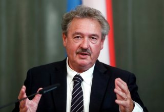 FM: Luxembourg supports OSCE MG co-chairs' initiatives to solve Karabakh conflict