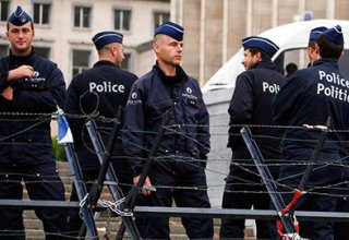Police shoot attacker who reportedly stabbed two people in Ghent, Belgium