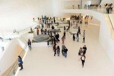 Dünya məşhurları Heydər Əliyev Mərkəzində (VİDEO) (FOTO) - Gallery Thumbnail