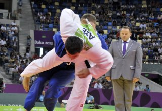 Baku 2015: French, Georgian men's teams to be competing for gold