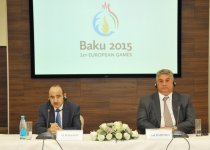 Sports infrastructure allows Azerbaijan to host Olympic Games, says top official - Gallery Thumbnail