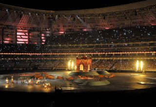 Sports Max TV channel broadcasts brilliant closing ceremony of first European Games in Baku