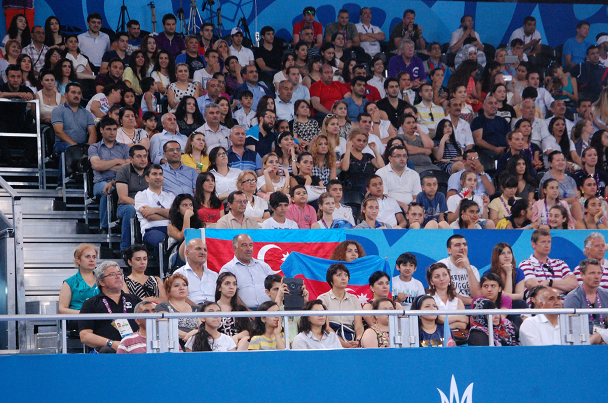 16th day of first European Games in photos - Gallery Image