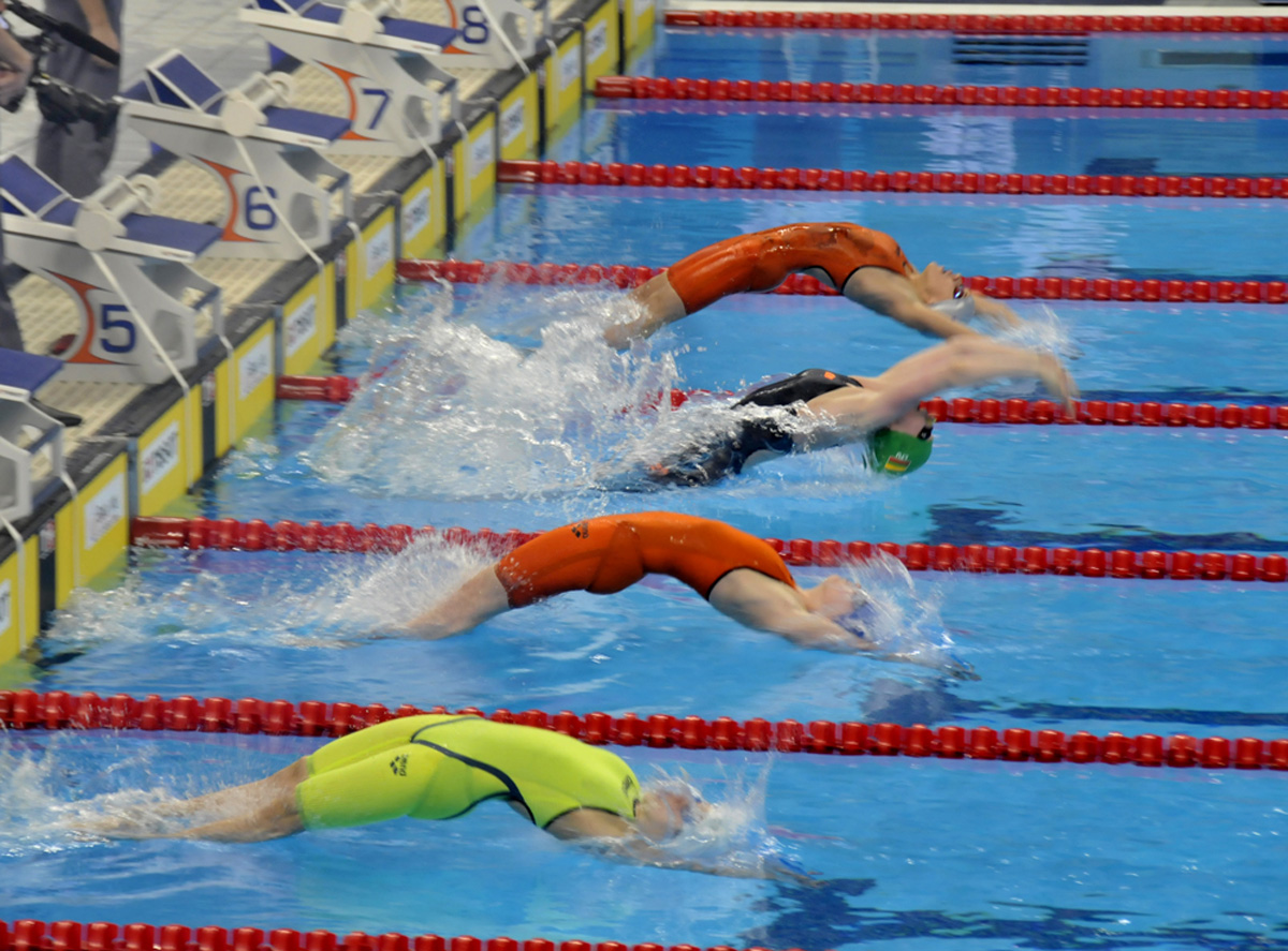 Second week of first European Games in photos