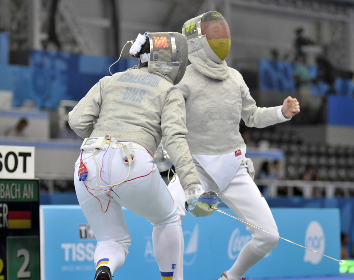 Second week of first European Games in photos - Gallery Image