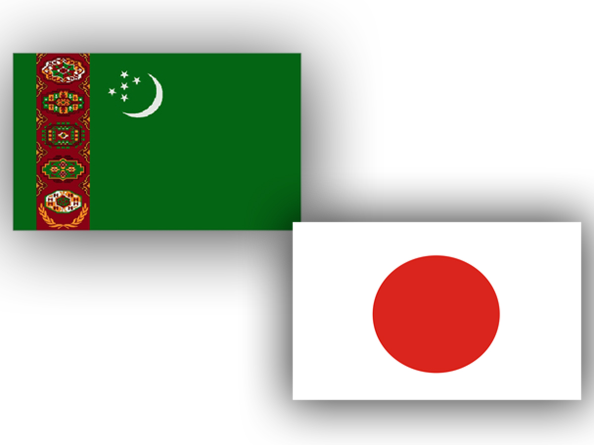 Japan, Turkmenistan to develop joint projects in chemical, transport sectors