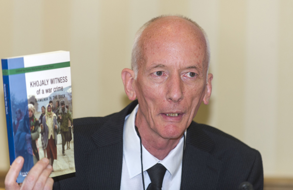 Landmark book on Khojaly Massacre launched in UK Parliament - Gallery Image