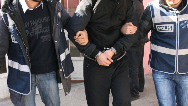 10 members of terrorist organization arrested in Turkey
