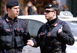 İtaliyada paytaxt mafiyasına qarşı əməliyyat - 40-a yaxın saxlanılan var