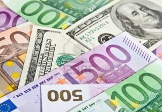 Azerbaijani currency rate as of June 22