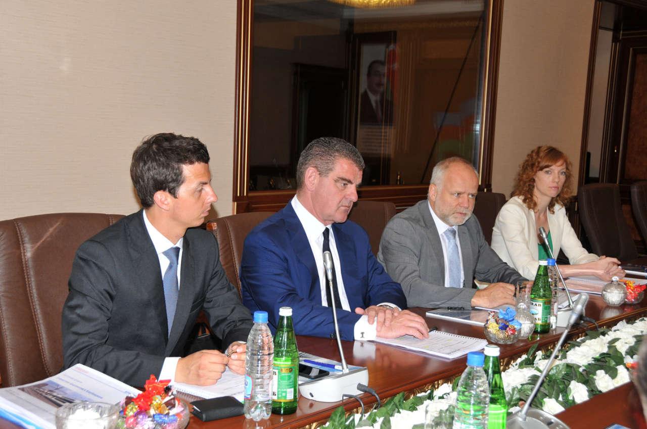 В Азербайджане будет создано СП по техобслуживанию электропоездов
