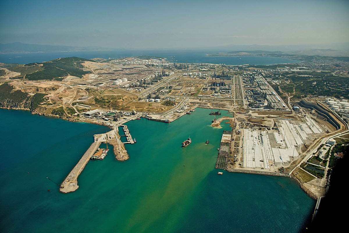 Petkim to become largest port in Turkey's Aegean region, says company head (exclusive) - Gallery Image