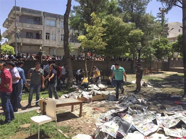 Deadliest explosion occurs in Turkish province, leaves tens of dead (UPDATE 3) (PHOTO) - Gallery Image