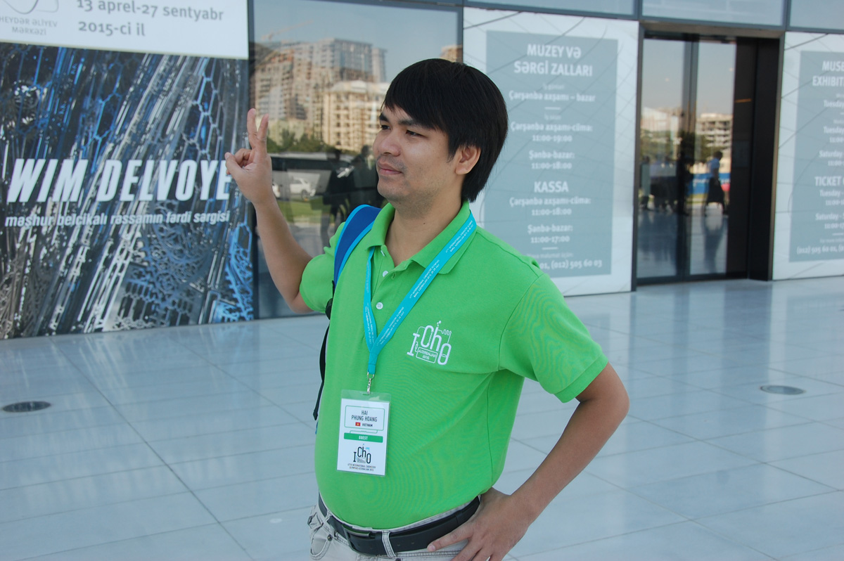 47th International Chemistry Olympiad opens in Baku (PHOTO) - Gallery Image