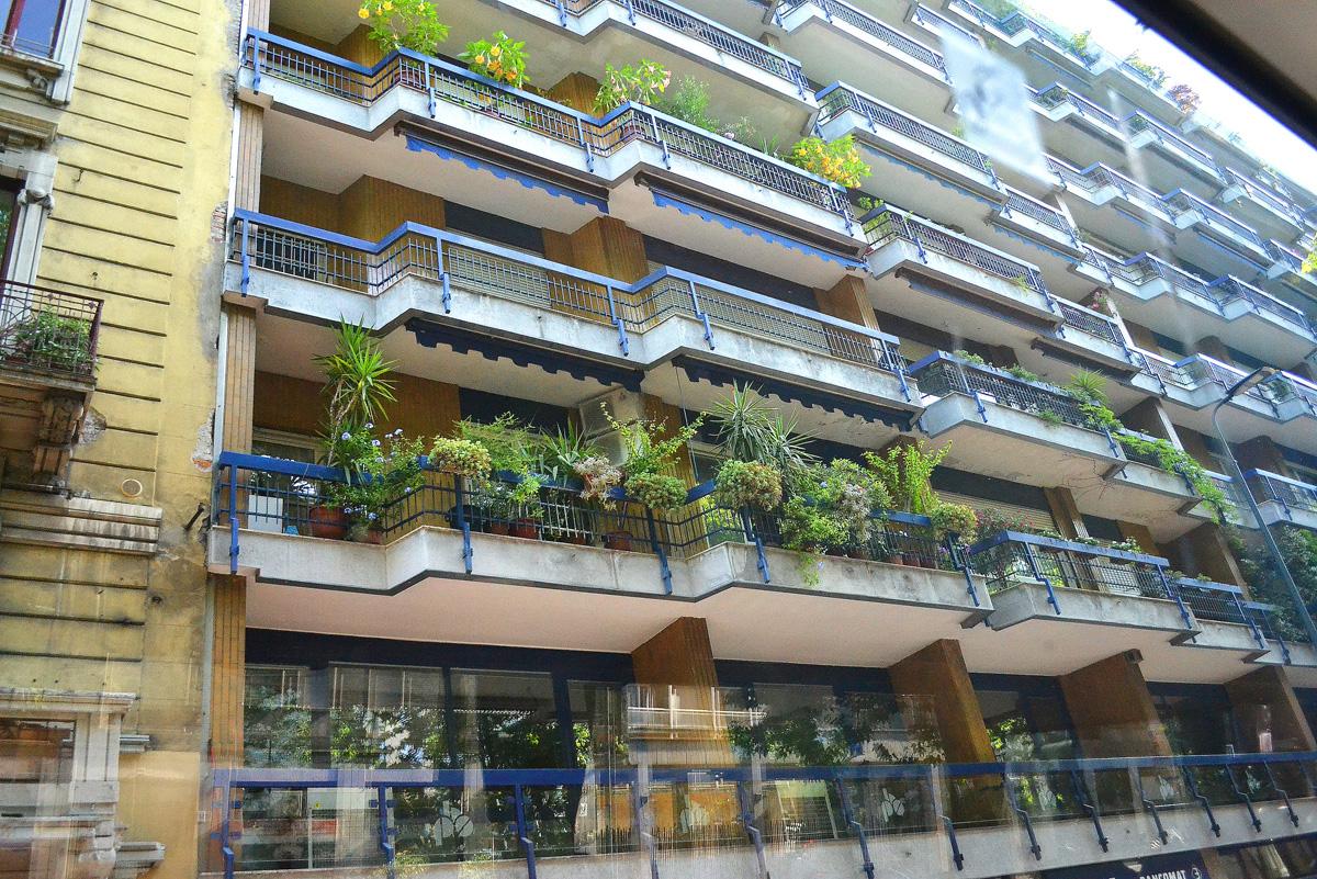 Милан: Дома с тропическими лесами, или еще раз про актуальность озеленения (ФОТО, часть 1) - Gallery Image
