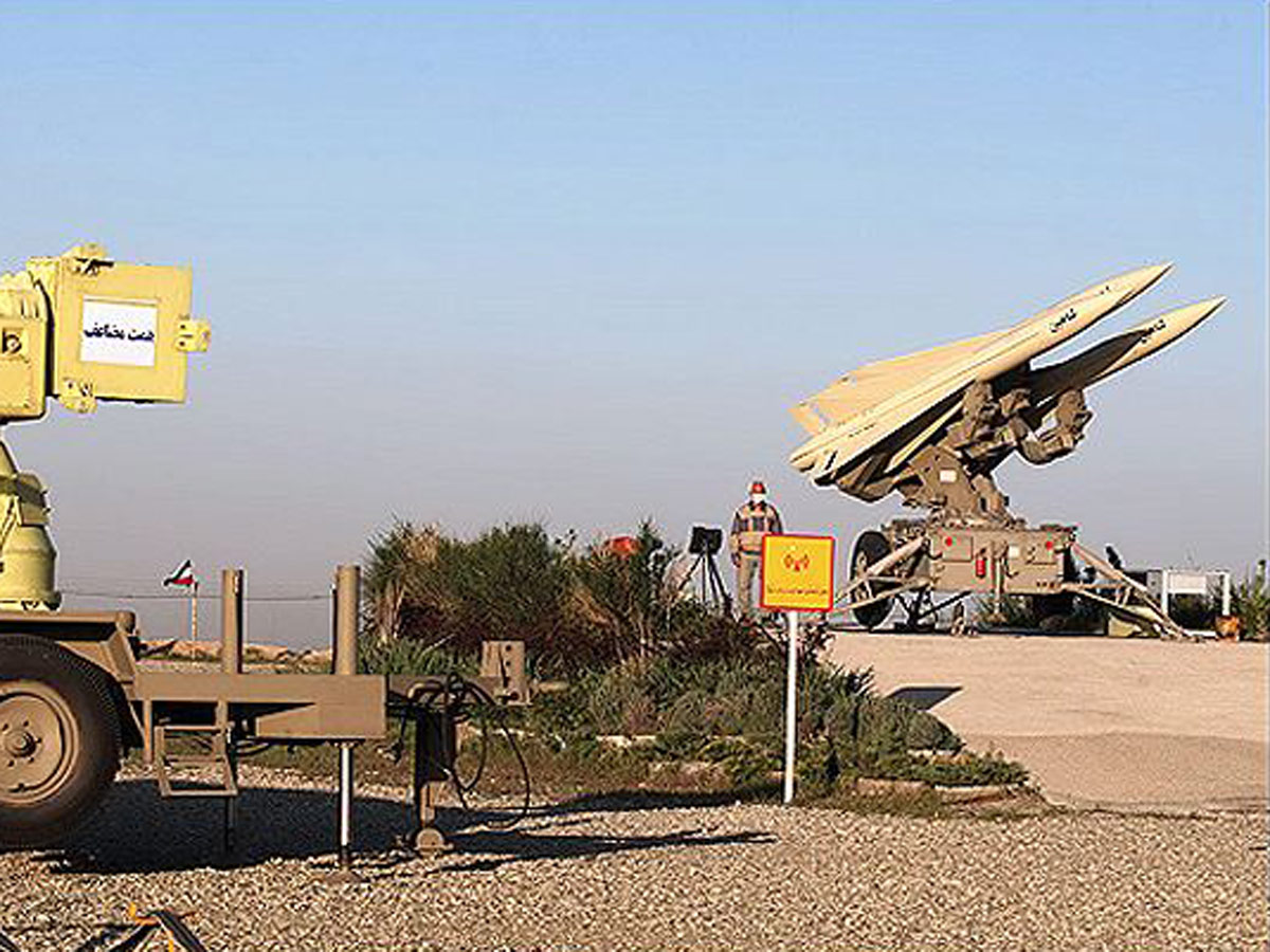 Iran's Army Ground Force Airborne Unit to receive new missiles