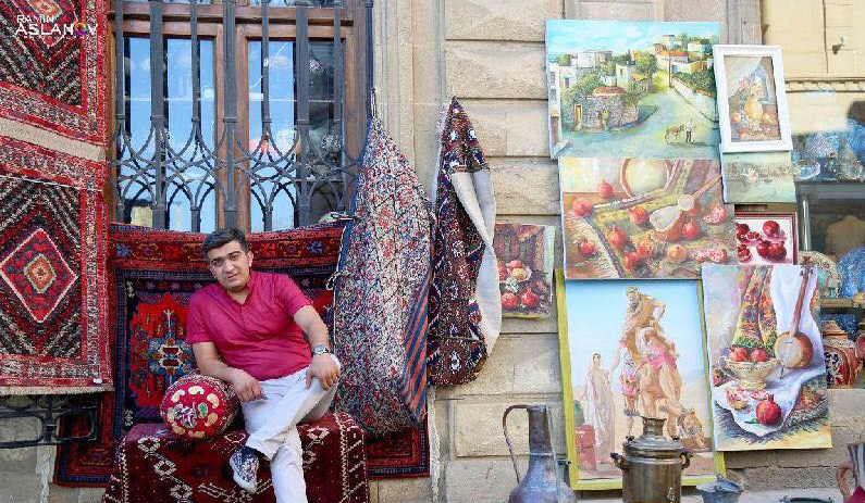 "Абдул Халид снимает клип ""Однажды в Баку"" (ФОТО, АУДИО) - Gallery Image"