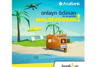 AtaBank clients can win  trip to Maldives for week