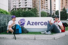 """Azercell continues social project with slogan """"Life without cigarettes"""" - Gallery Thumbnail"""